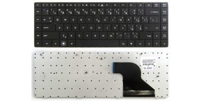Tlačítko klávesnice HP 620 621 625 Compaq CQ620 CQ621 CQ625 black US/CZ - dotisk