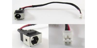 Napájecí konektor Toshiba Tecra Z50-A s kabelem