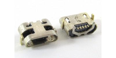 konektor micro USB B 5 pin female 47 Alcatel POP 2 OT-5042 Lenovo TB3-710
