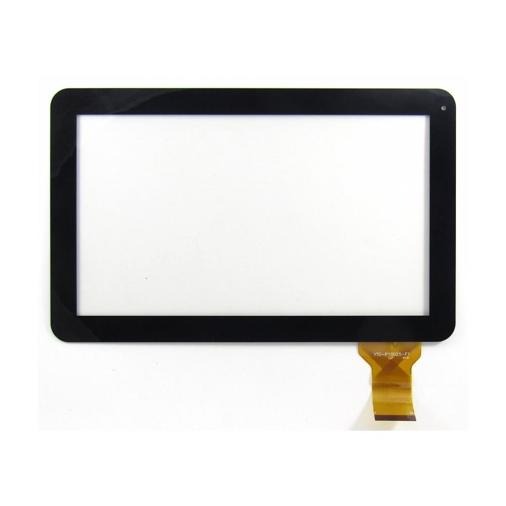 """10,1"""" dotykové sklo YTG-P10025-F1 černé"""