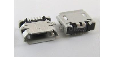 konektor micro USB B 5 pin female 12B
