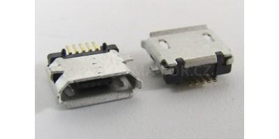 konektor micro USB B 5 pin female 12C