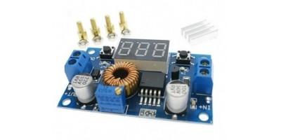 regulovatelný step down modul XL4015 - 75W