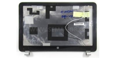 HP Pavilion 15-N 15-N053sc  kryt č.1+2 stříbrný  použitý