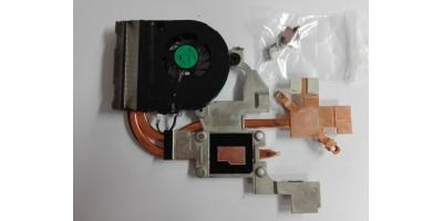 ventilátor + chladič PB EasyNote TM98 NEW91 použitý