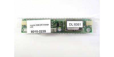 inverter SQB-229 2-lamps LCD