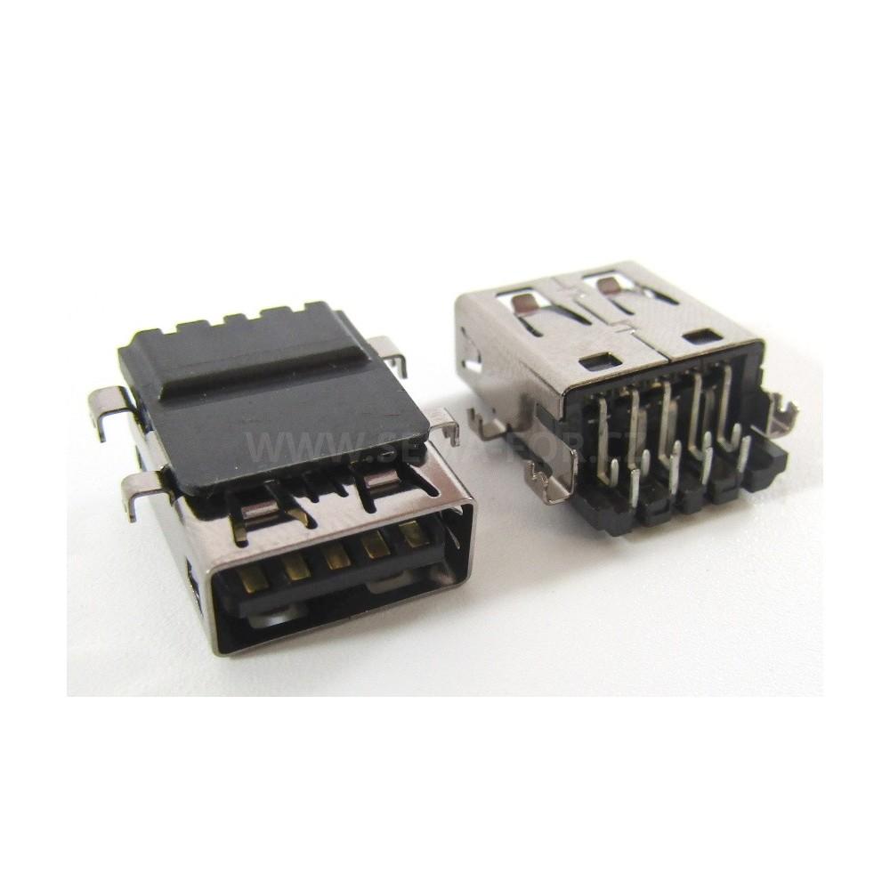 konektor USB 2 A female typ 8A