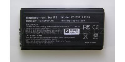 battery ASUS A32-F5 11.1V 5,2Ah F5 X50 X58 X59