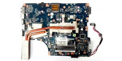 MB TOSHIBA Satellite L500 vadná