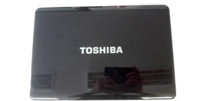 Toshiba Satellite L500 - cover 1+2 černý použitý