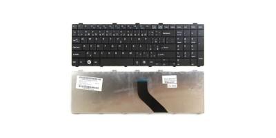 tlačítko klávesnice Fujitsu Lifebook A530 A531 AH512 AH530 AH531 NH751 black US/CZ dotisk