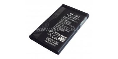 Náhradní baterie BL-5C pro telefony Nokia