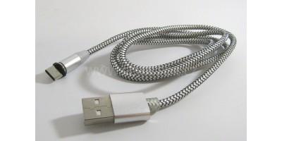 magnetický USB-C kabel
