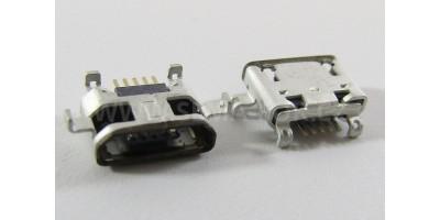 konektor micro USB B 5 pin female 92 -  Motorola MOTO X Play XT1562 XT1561 XT1563