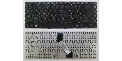 billentyűzet Acer Aspire V5-431 V5-431P V5-471 V5-471G fekete MAGYAR layout - no frame