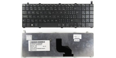klávesnice Gateway TW9 black CZ česká