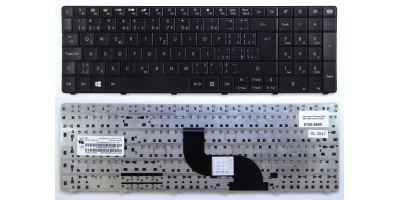 klávesnice Gateway NE56 NE51 NE71 black CZ/SK česká
