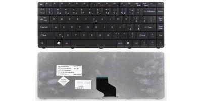 klávesnice Gateway NV40 NV4000 NV4005 black US/CZ přelepky