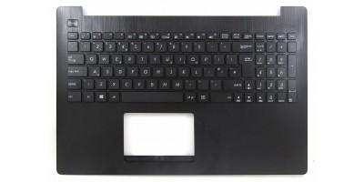 klávesnice Asus F553 X553 X553M X553MA black UK - palmrest