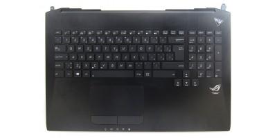 klávesnice Asus G750 G750J G750JH G750JM G750JS black SK palmrest backlight
