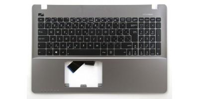 klávesnice Asus X550 black SK - palmrest
