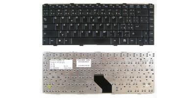 klávesnice pro notebook Asus S9 S96 Z84 Z96 Dell Inspiron 1425 1427 black CZ česká