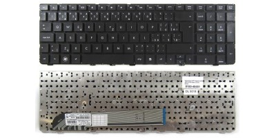 klávesnice HP Probook 4530 4535 4730 4735 black CZ česká no frame