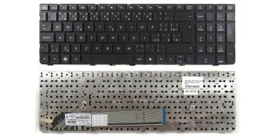 klávesnice HP Probook 4530 4535 4730 black CZ česká no frame
