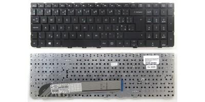 klávesnice HP Probook 4530 4535 4730 4735 black UK/CZ dotisk česká no frame