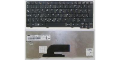 billentyűzet Lenovo IdeaPad S10-2 S10-2C S10-3C S11 fekete Magyar layout