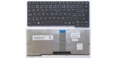 klávesnice Lenovo Ideapad S110 S200 S206 black CZ/SK česká