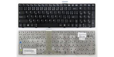 klávesnice MSI A6200 A6300 A6500 A7200 CR620 CR630 black SK