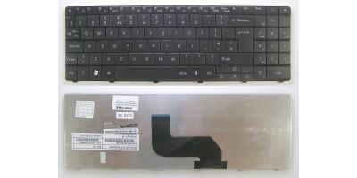 klávesnice Packard Bell EasyNote LJ61 LJ63 LJ65 LJ67 LJ71 LJ73 LJ75 black UK