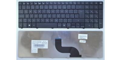 česká klávesnice Packard Bell EasyNote TK85 TK86 TX87 black CZ/SK