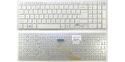 klávesnice Packard Bell P5WS0 P5WE0 TS11 TS13 Gateway NV55 NV57 NV75 NV77 white UK