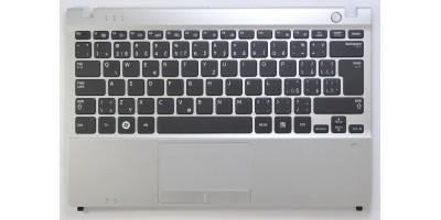 klávesnice Samsung 350U2A 350U2B NP350U2A NP350U2B black CZ/SK palmrest