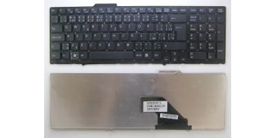 česká klávesnice Sony Vaio VPC-F11 VPC-F12 VPC-F13 black CZ/SK   no frame