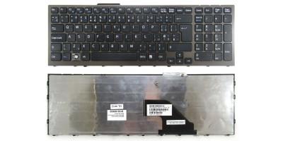 česká klávesnice Sony Vaio VPC-F11 VPC-F12 VPC-F13 black CZ   dotisk