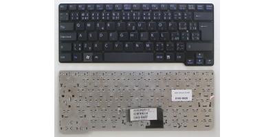 česká klávesnice Sony Vaio VGN-CW VPC-CW black CZ/SK   - no frame