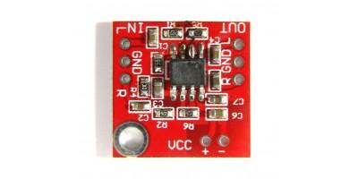 zesilovací modul pro zesilovač TDA1308 -