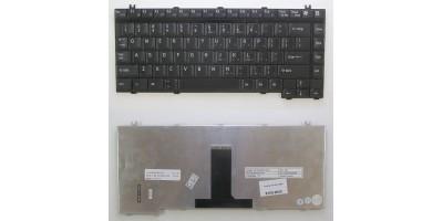 klávesnice Toshiba Satellite A10 A15 A20 A25 A30 A40 A45 1400 1900 2400 2415 black US/CZ přelepky
