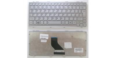 klávesnice Toshiba Satellite Mini NB200 NB205 silver CZ česká