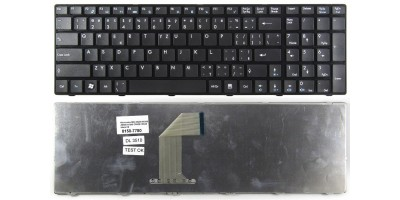 klávesnice MSI A6200 A6300 A6500 A7200 CR620 CR630 black CZ česká