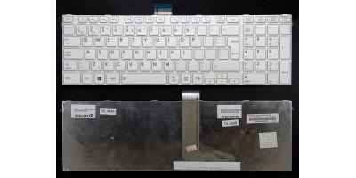 klávesnice Toshiba Satellite C50 C55 C50-A C55-A C50D-A C55D-A white CZ česká  dotisk