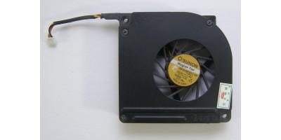 ventilátor Dell Latitude D500 D505 D510 D600 D610 D80 - 02