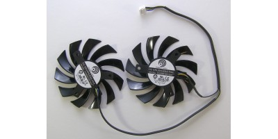 ventilátor Power Logic PLD08010S12HH pro VGA - 02