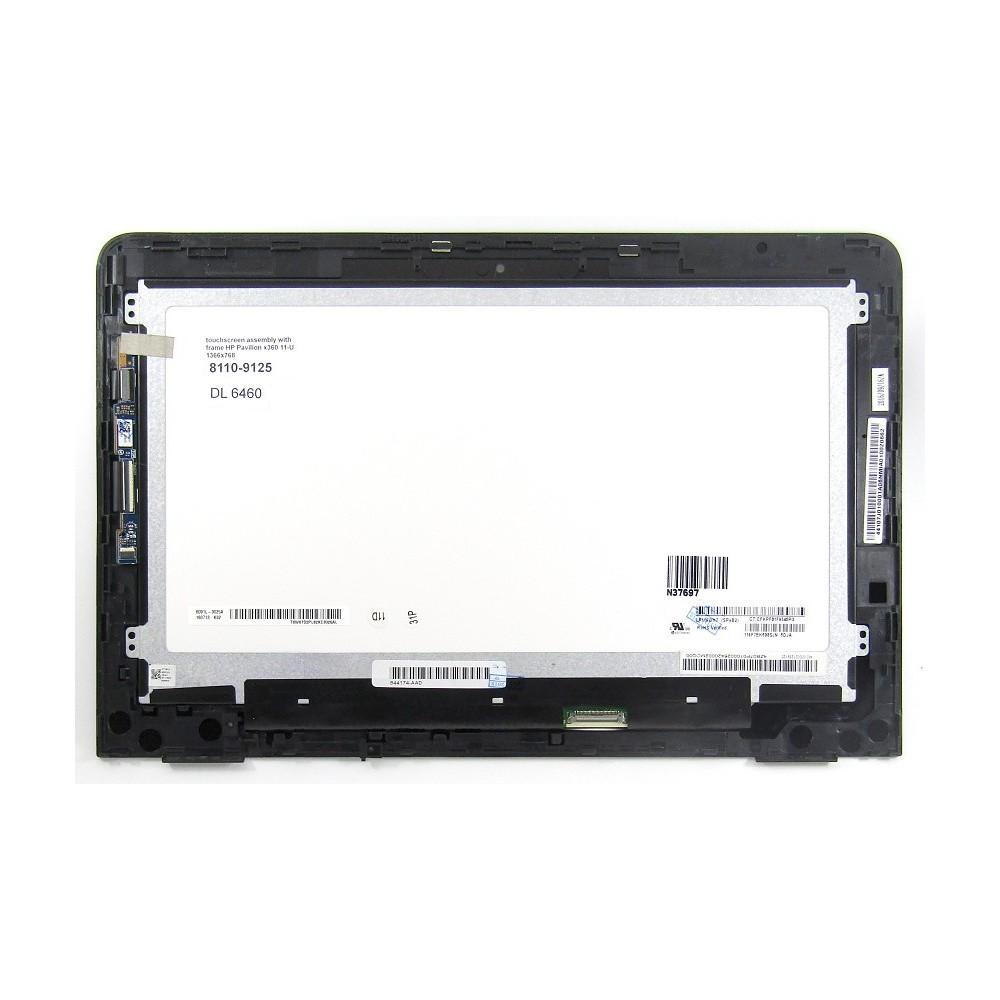 "11.6"" LCD displej + dotyk s rámečkem HP Pavilion x360 11-U 1366x768"