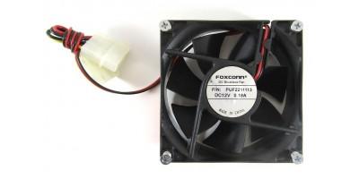 ventilátor 80x80mm pro PC použitý