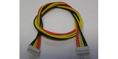 Kabel k invertoru 6-6 pin