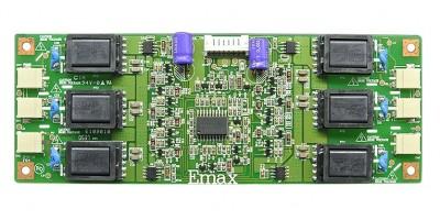 inverter PLCD1020601 6lamps 23-25V LCD